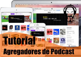 Série tutoriais para  Podcast – Agregadores – IOS