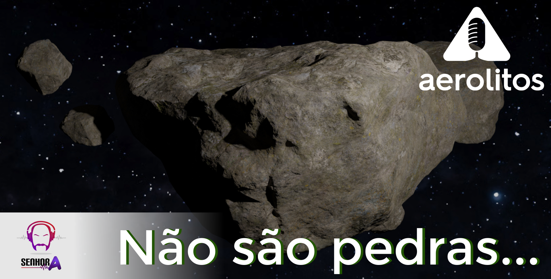 não são pedras